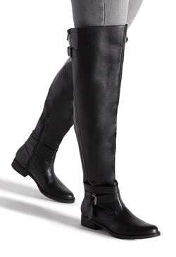 DELAMARE SIDE ZIPPER BOOT
