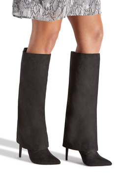 NO REGRETS LAYERED STILETTO BOOT