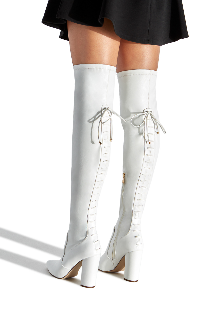 EVANNA OVER THE KNEE BOOT - ShoeDazzle