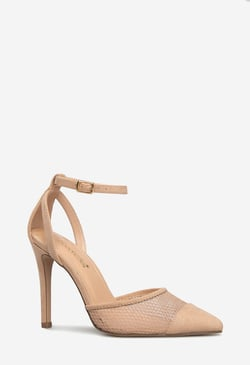 KAPRIE MESH STILETTO PUMP
