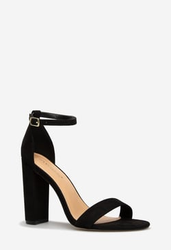 LYVIA CLASSIC HEELED SANDAL