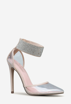 SNM EMBELLISHED PUMP