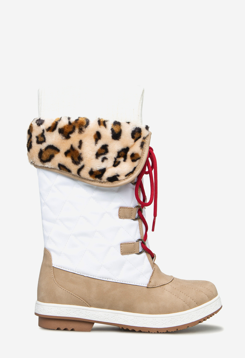 JENETT QUILTED BOOT - ShoeDazzle